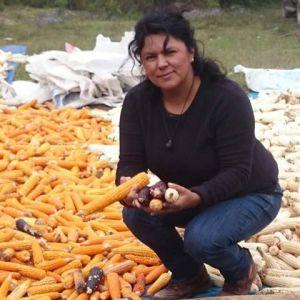 Berta Cáceres23