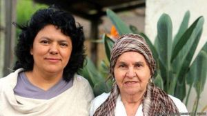 Berta and her mother