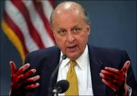 John Negroponte USA regime destabilizer and advisor to death squads